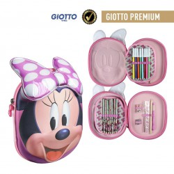 Plumier triple 3D Minnie
