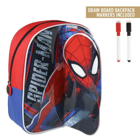 Mochila infantil Spiderman Play Back