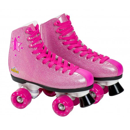 Patin bota purple