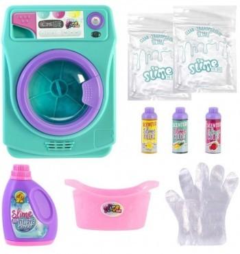Bolsa Bloques 80 Piezas Rosa