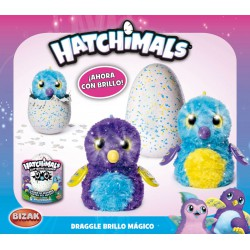 Hatchimals Draggle Brillos...