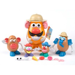 Mr Potato Head Safari