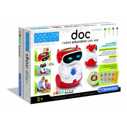 DOC Robot Educativo con Voz...