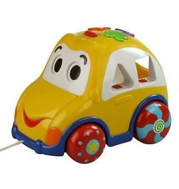 Carro con Actividades Play Doh OP3
