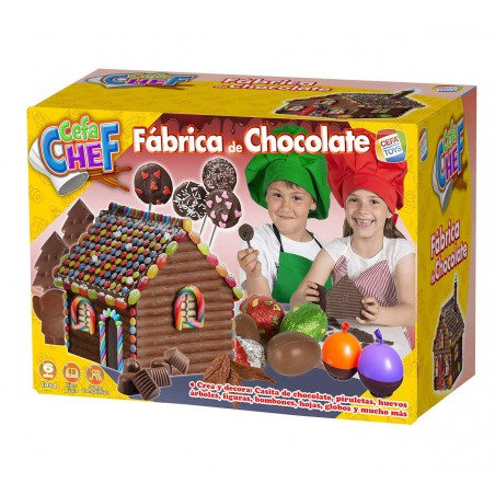 Cefa chef - Fábrica de Chocolate