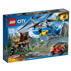 Lego city arresto en la...