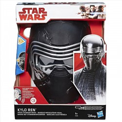 Star Wars mascara Kylo Ren