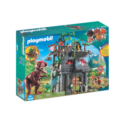 Playmobil campamento base...