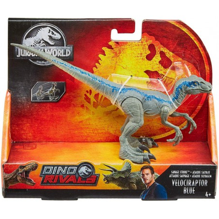 Jurassic World Velociraptor blue