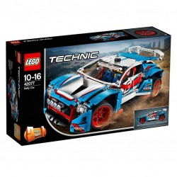 Lego Technic Coche de Rally