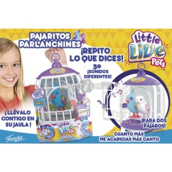 Little live pets pajaritos...