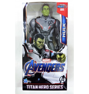 Avengers Endgame figura de Hulk