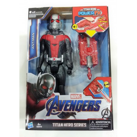 Avengers Endgame Ant-Man figura Titan Hero Power FX
