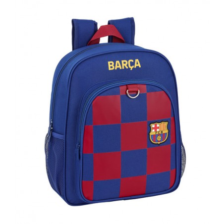 Mochila FC Barcelona escolar adaptable carro
