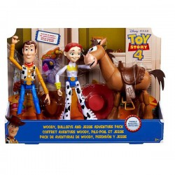 Toy Story 4 pack aventuras...