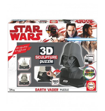 Puzzle 3D Darth Vader Star Wars