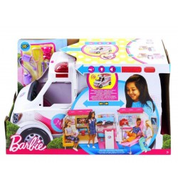 Barbie Ambulancia Hospital...