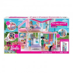 Barbie Casa Malibú