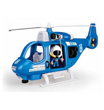 PinyPon Action Helicóptero Policía