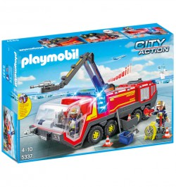 Playmobil Camión Bomberos...
