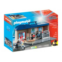 Playmobil Estación de...