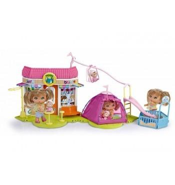 Battle Bus Drone FORTNITE