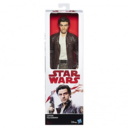 Star Wars Capitán Poe Dameron