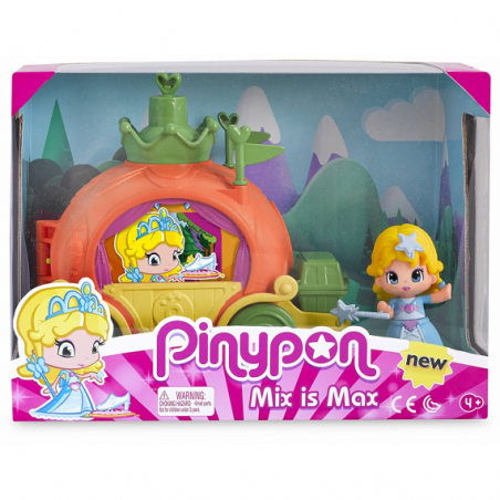 PinyPon Carroza de Cenicienta