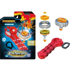 Spin Fighters peonza con Led