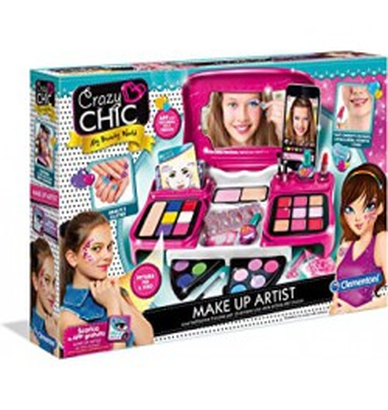 Crazy Chic maquillaje