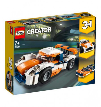 Lego Creator 3 en 1 coche deportivo
