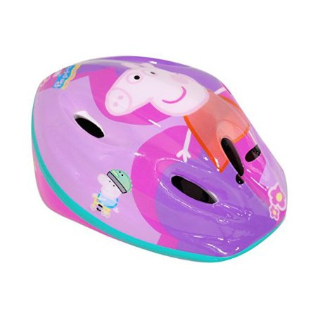 Casco Peppa Pig