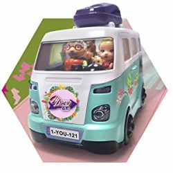 mymy city family van