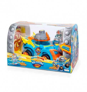Superthings Serie 6 Kazoom Racer