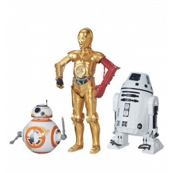 Star Wars pack 3 Droides