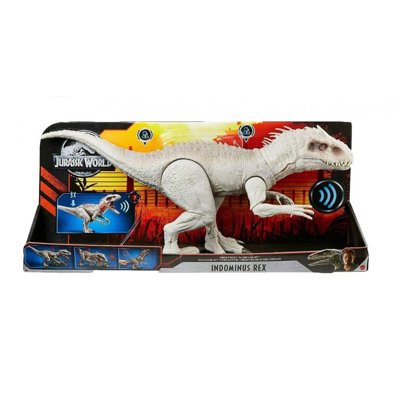 Comprar Indominus Rex Jurassic World En Superjuguete Al Mejor Precio They first appeared during the triassic period, between 243 and 233.23 million years ago. comprar indominus rex jurassic world en superjuguete al mejor precio