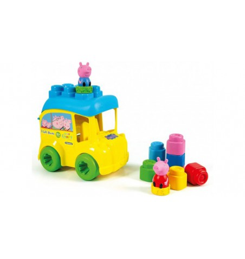 Autobús Baby Peppa Pig