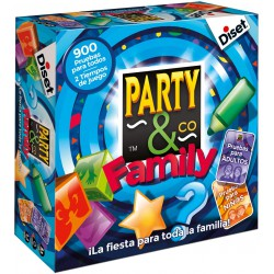 Juego Party & Co Family