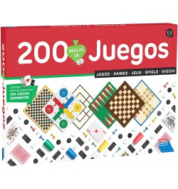 200 Juegos Reunidos - Falomir