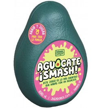 Juego Aguacate Smash