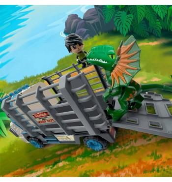 Paw Patrol-Patrulla Canina Rubble con excavadora
