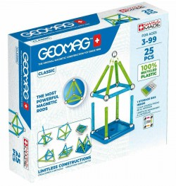 Geomag Green