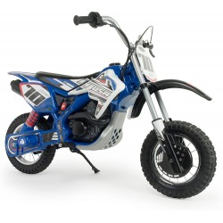 Moto Cross Blue Figther