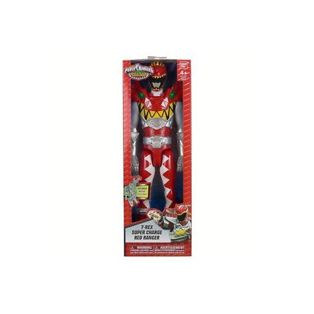 Power Rangers - Hiper Figuras Dino Super Charge