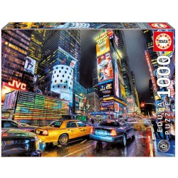 Puzzle 1000 pc Times Square NY