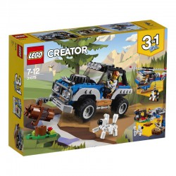 Lego Creator Aventuras Lejanas