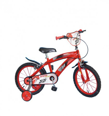 "Bicicleta 14"" TX Roja"