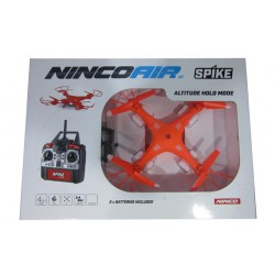 Air Dron R/C Quadrone Spike