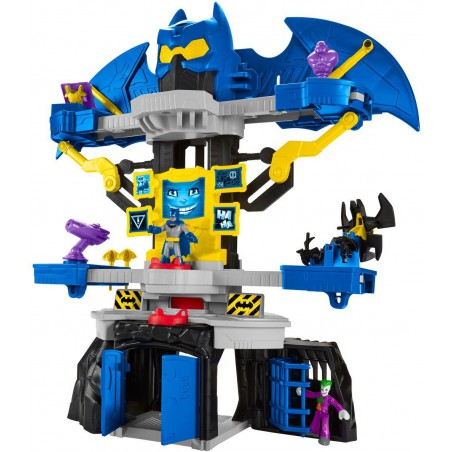 Batcueva transformable