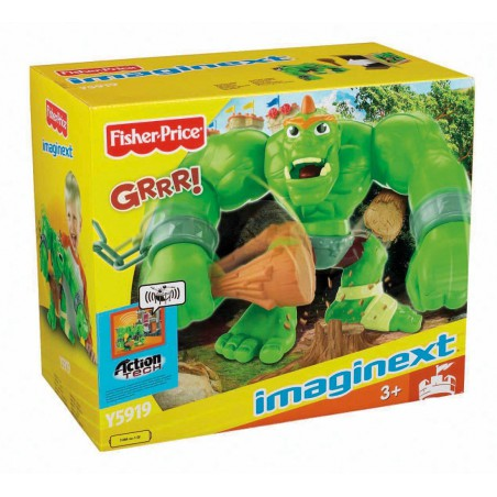 Imaginext Ogro